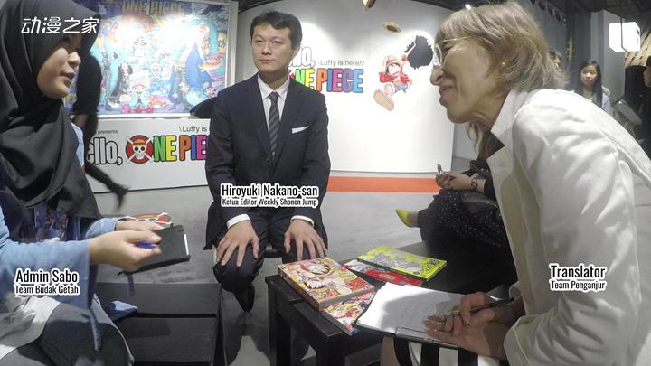 【资讯】尾田想尽快完结《海贼王但JUMP在讨论连载30周年的活动
