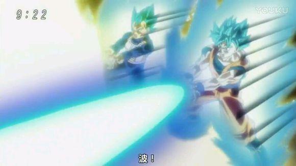 【资讯】龙珠,悟空贝吉塔的合体波依旧不敌超赛开尔?战力错乱的厉害