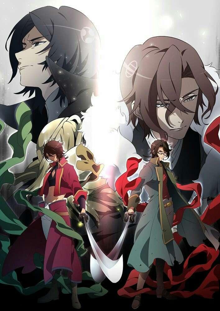 【资讯】《BAKUMATSU CRISIS 第二季》新视觉图公开