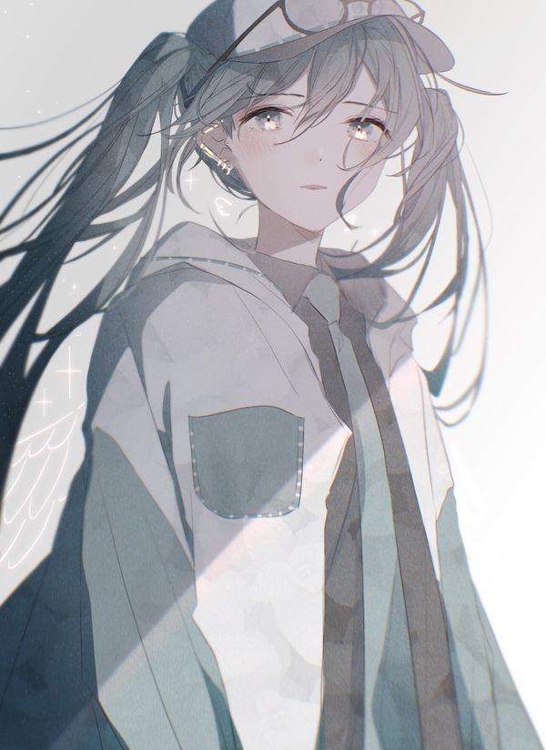【动漫美图】9月3启程,少女心仙气头像真人