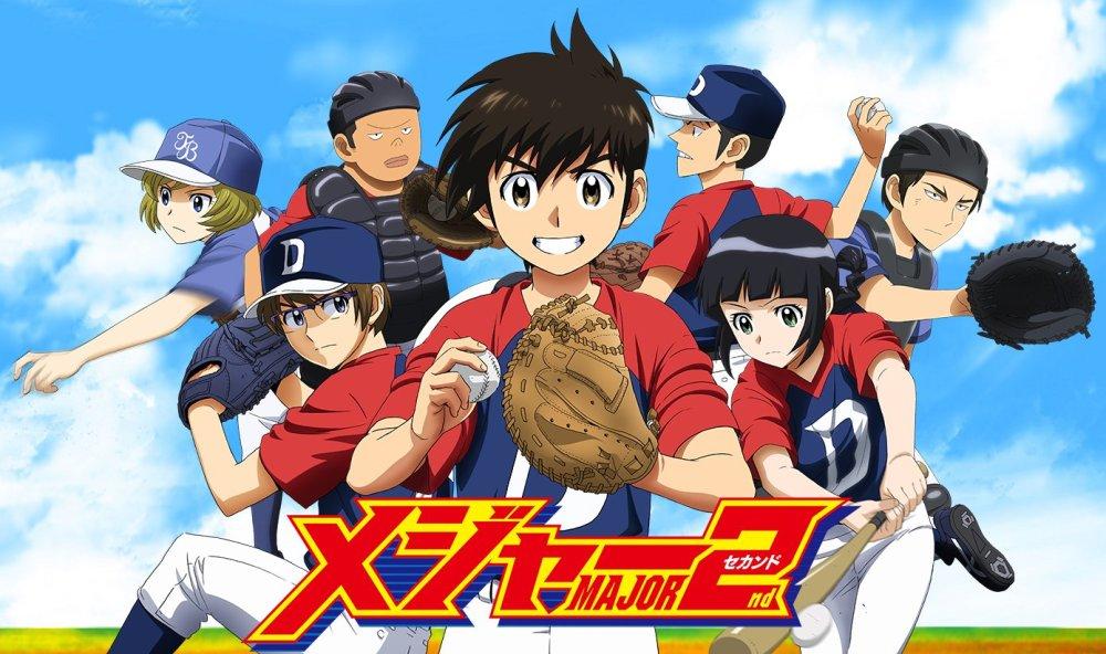 【资讯】春季番《棒球大联盟2nd》公布OP主题曲情报