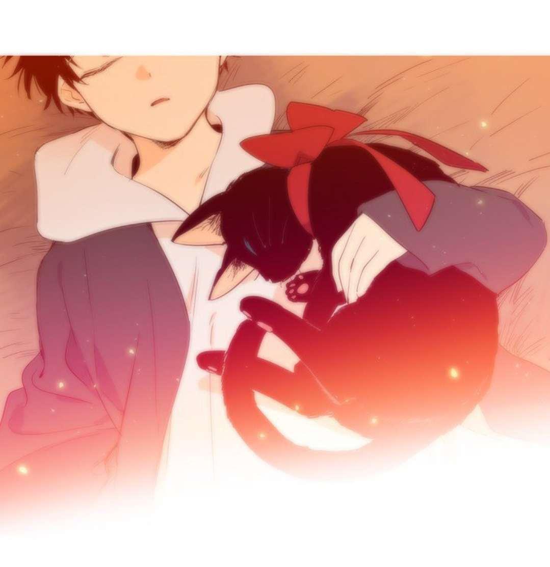 【漫画】情感恋爱漫画(魔女3)【长期】
