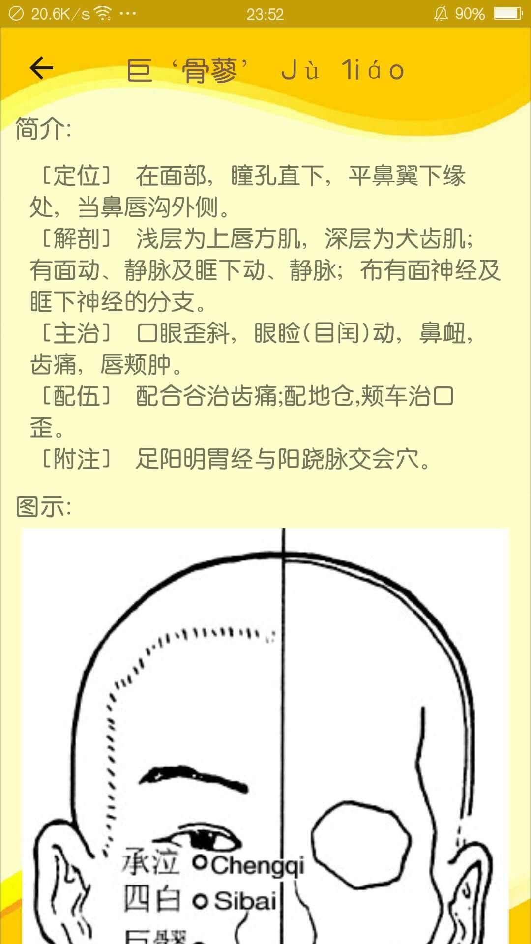 【分享】人体穴位图解 2.7-爱小助
