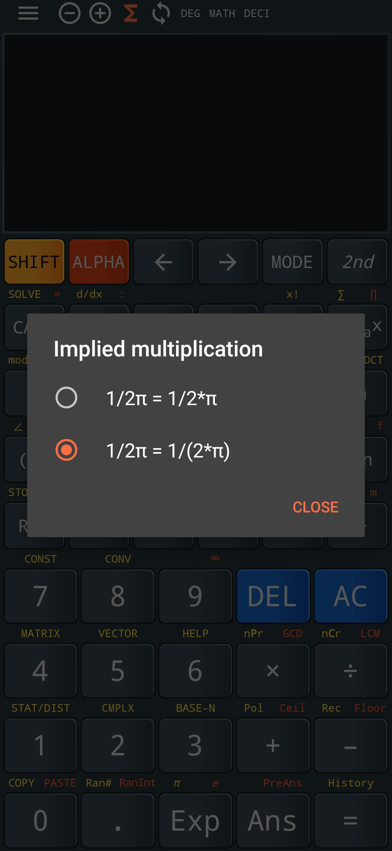 【分享】卡西欧计算器 Calculator v4.2.7 强大-爱小助