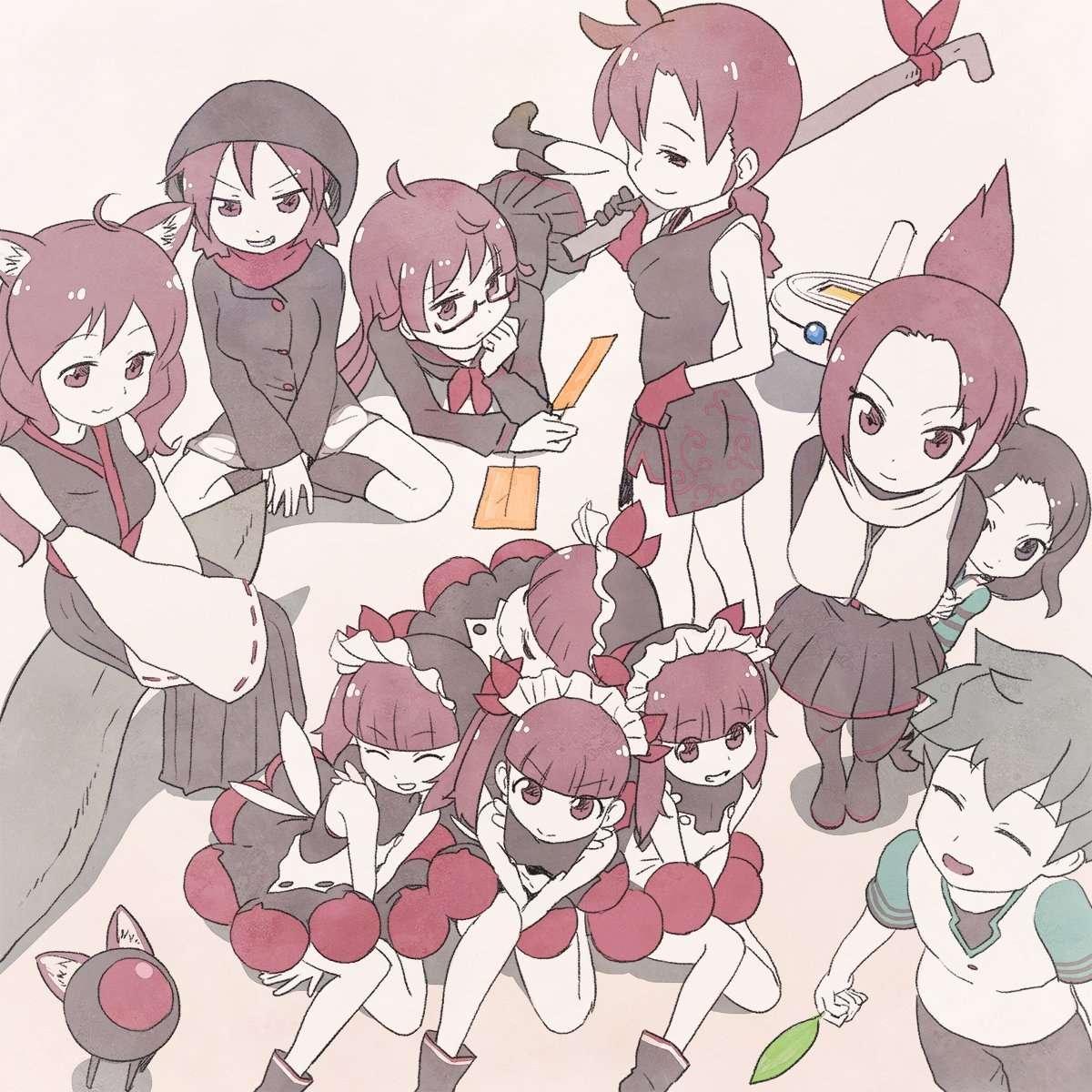 【动漫资源】【烟草 Kemurikusa】-小柚妹站