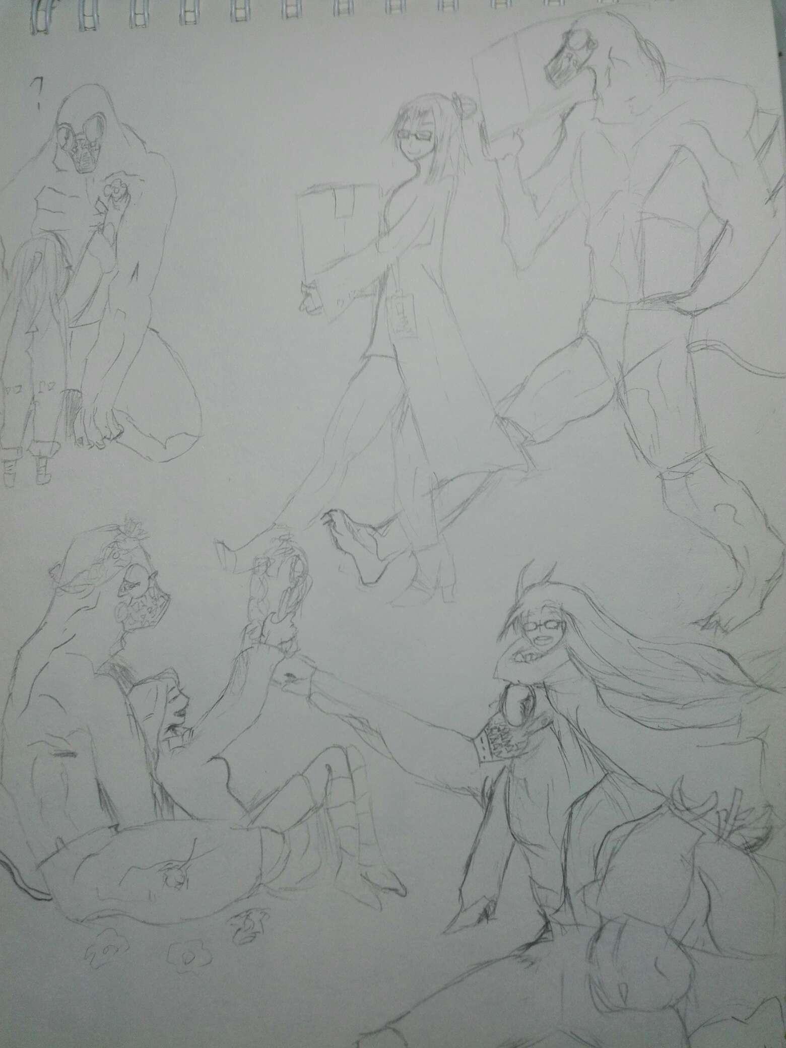 【手绘】小故事..,萝莉的时间第2部全集-小柚妹站