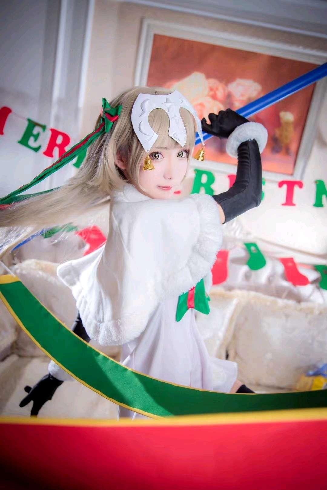【cos】圣诞贞德,禁止通行r18漫