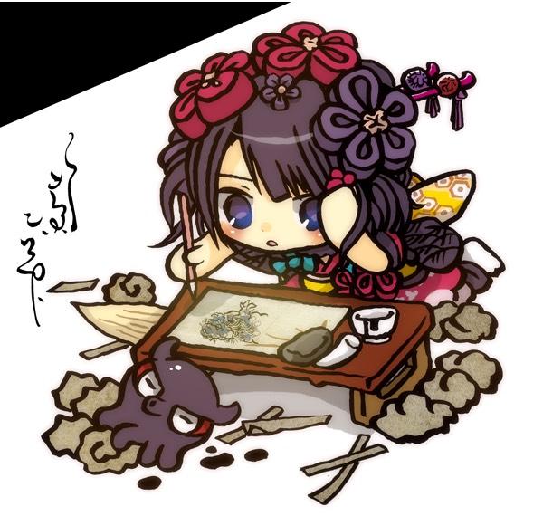 【美图】葛飾北斎(Fate)
