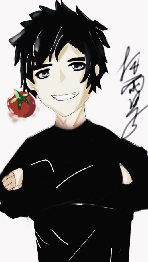 【指绘】老番茄🍅,百合头像动漫情侣