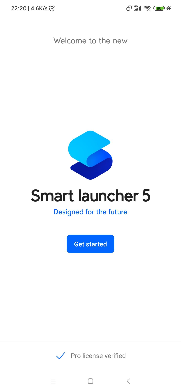 【分享】Smart Launcher5.3 build 020