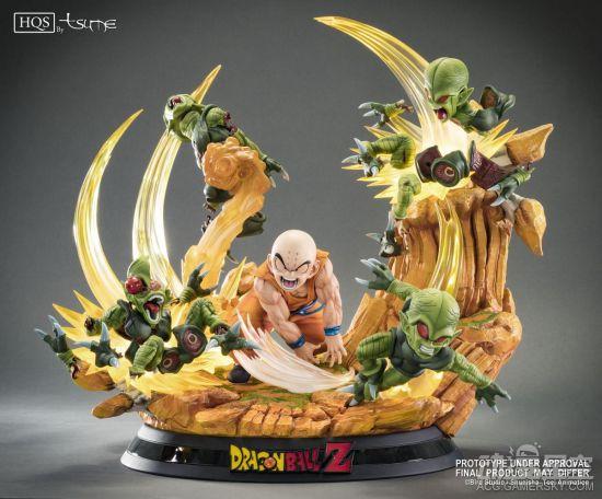 【资讯】Tsume《龙珠》克林雕像详评 最强地球人爆破栽培人