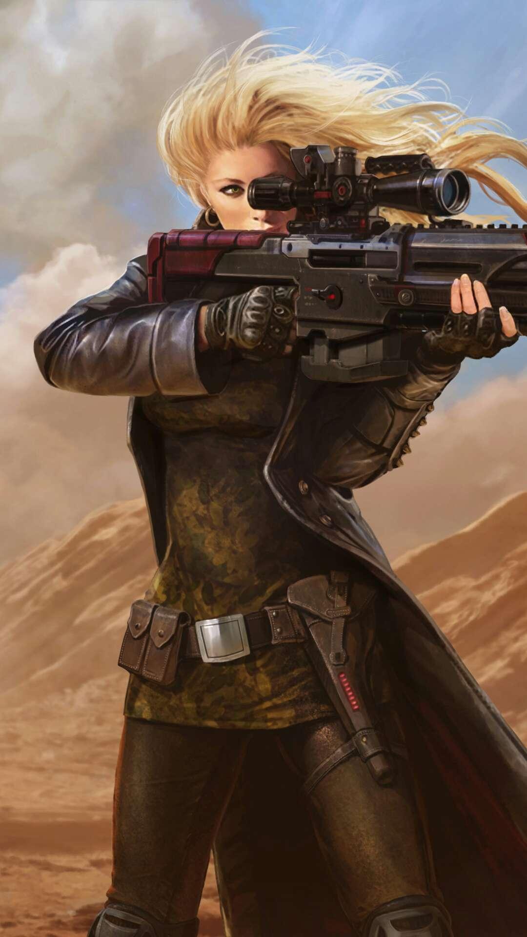 【美图】枪·少女,里番acg绅士