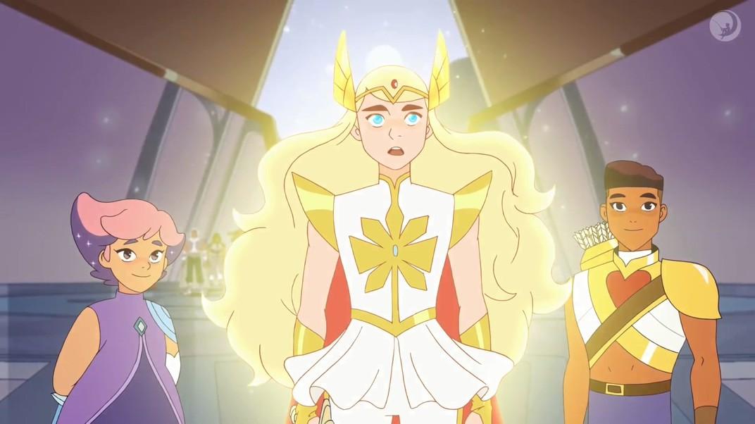 """【资讯】动画《非凡公主希瑞》正式预告 """"赐予我力量吧!"""