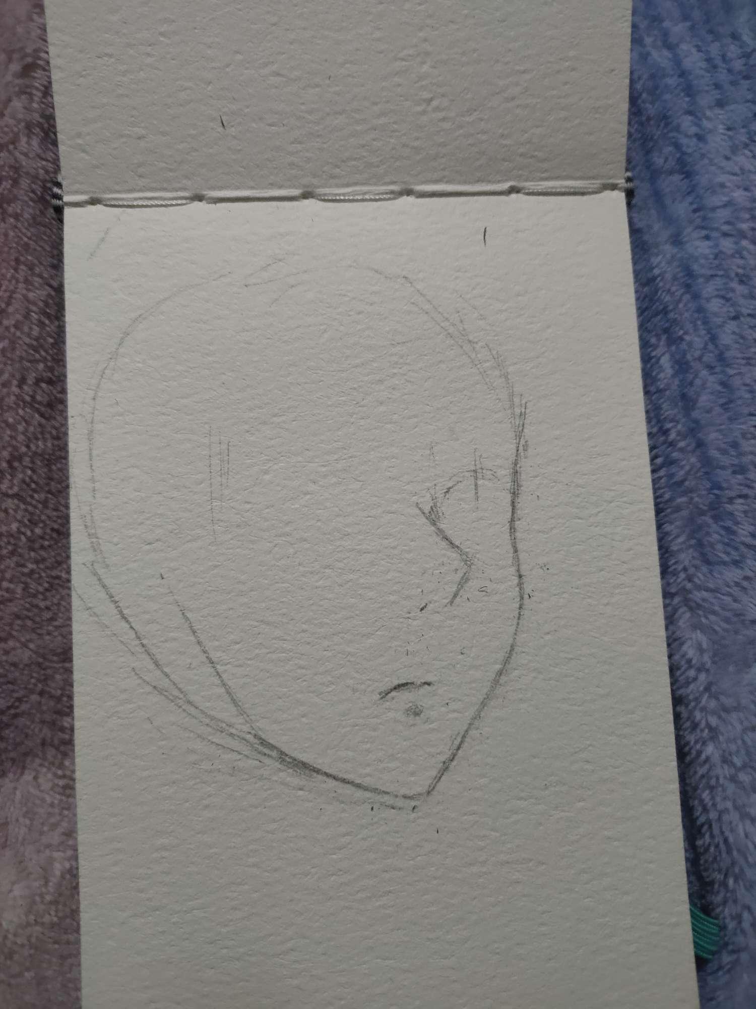 【手绘】薇尔莉特·,我的二次元男友漫画