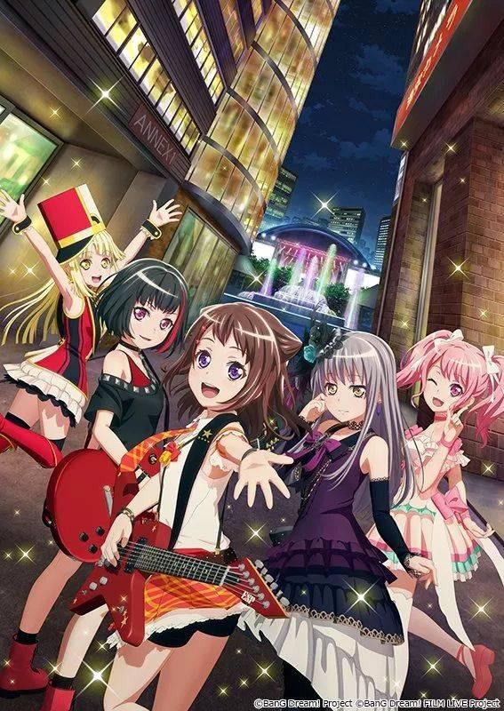 【动漫更新】BanG Dream! 第三季-小柚妹站