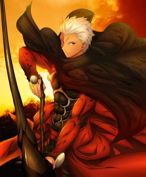 【盘点】 fate系列中的 Archer①
