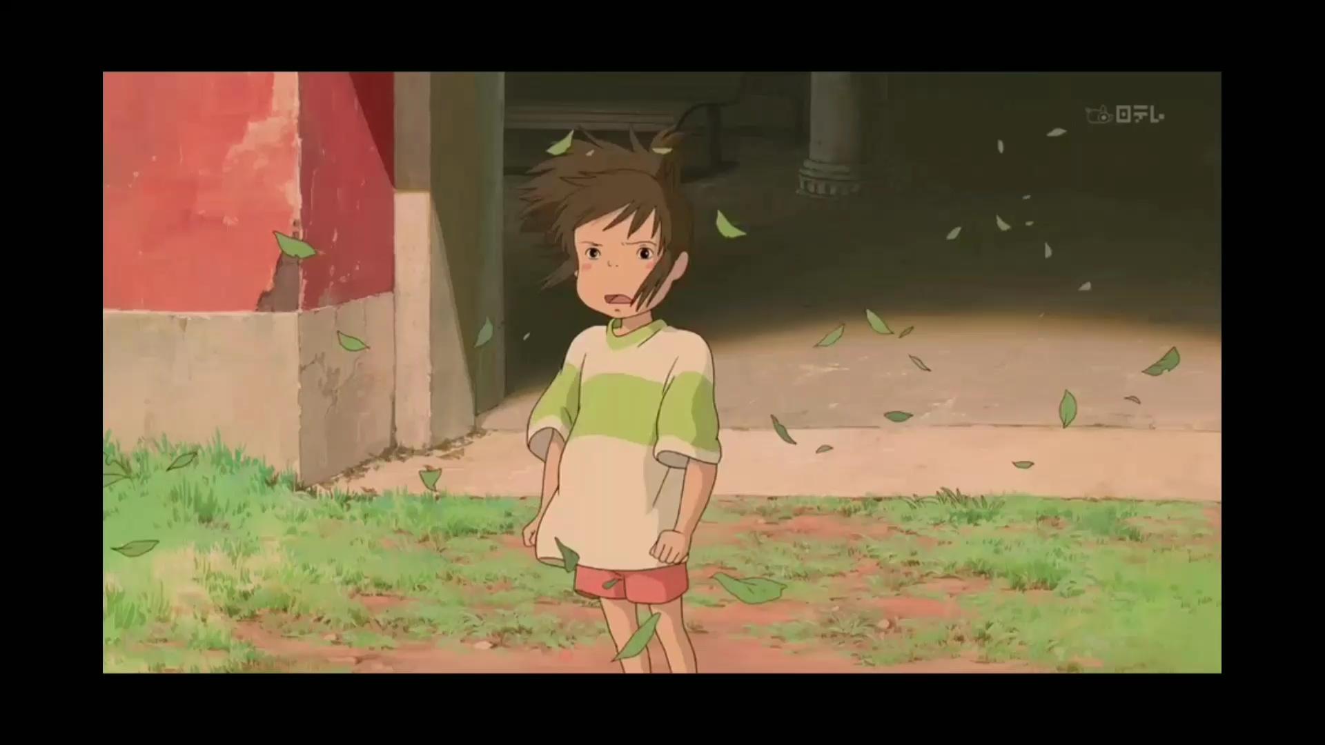 【原创视频】宫崎骏笔下的那个女孩
