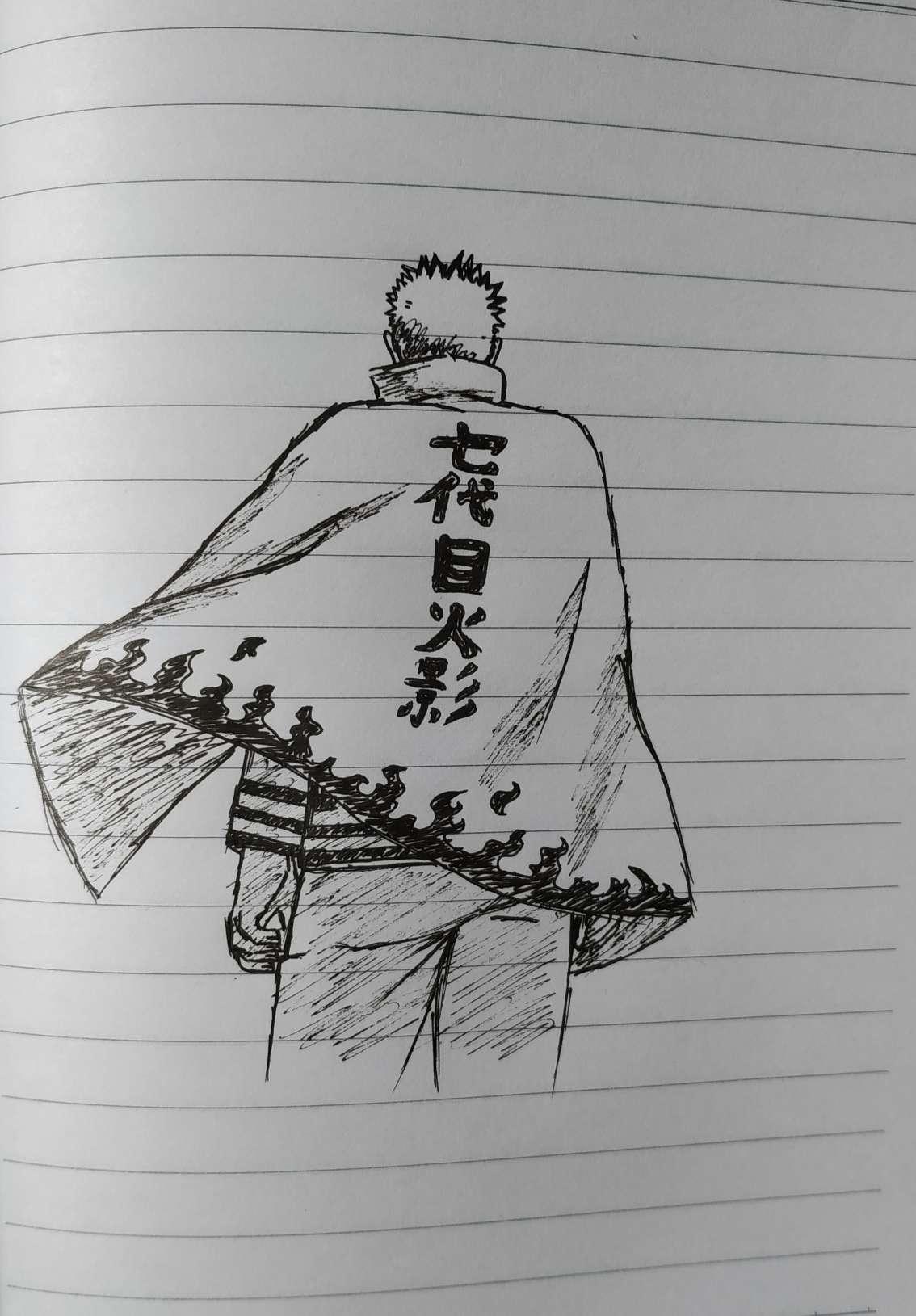 【手绘】历代火影集合