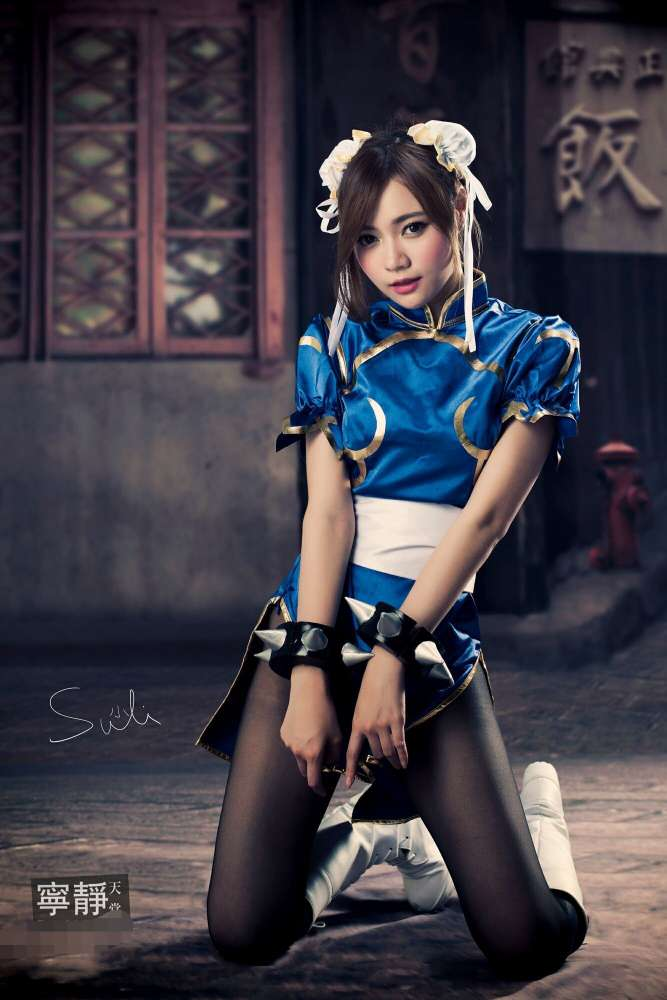 【cos】春丽(2)