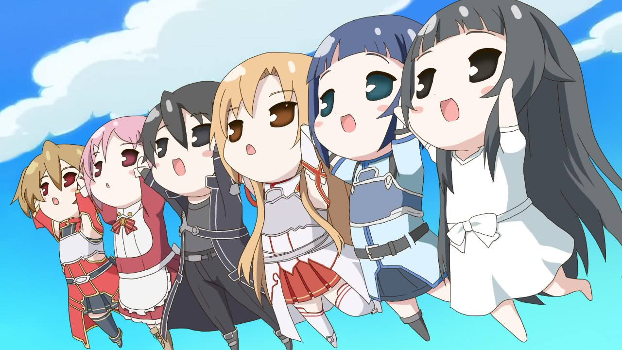 【图片】刀剑神域!!!