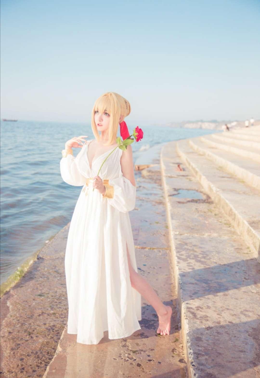 【cos】FateGrand Order 御姐 尼禄·克劳狄乌斯-小柚妹站