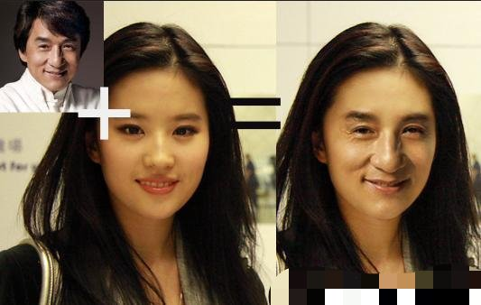 photoshop换脸实战教程