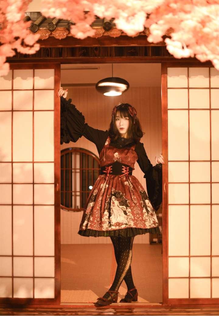 【cos】女装大佬lolita