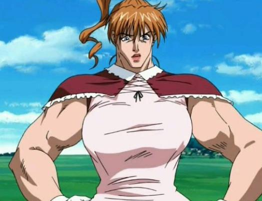 【盘点】那些肌肉发达的女生