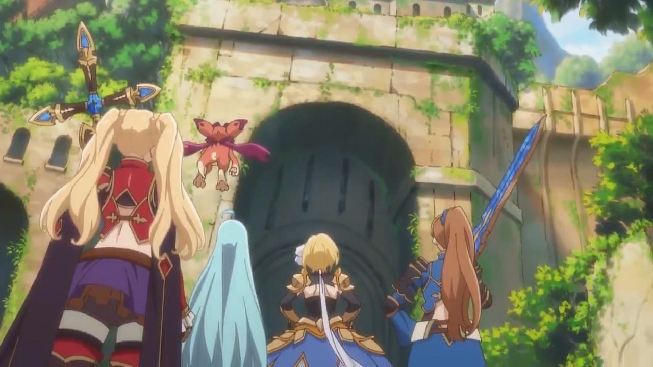 【资讯】《碧蓝幻想》动画第二季番外姬塔篇本月27日开播