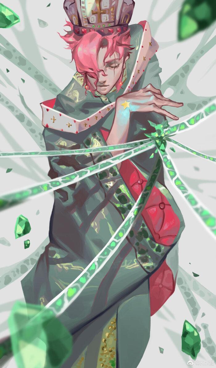 【动漫资源】JOJO的奇妙冒险 第三部 星辰斗士