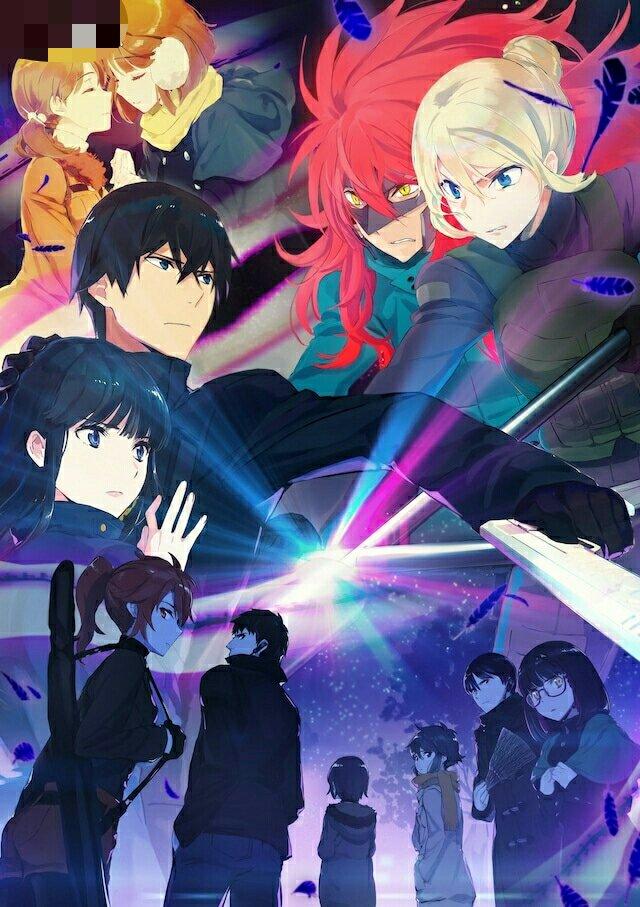 【资讯】动画《魔法科高中的劣等生》第二季主宣图与PV-小柚妹站