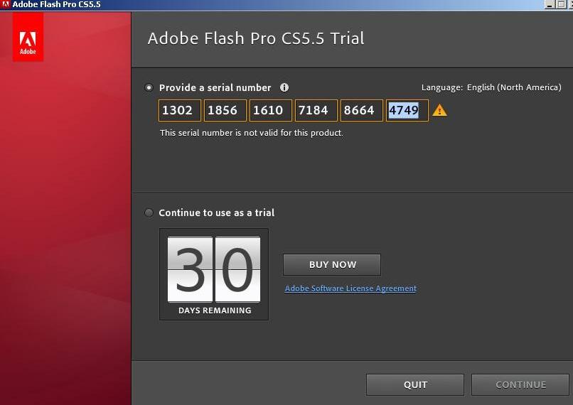 flash序列号,小猪教您flash序列号分享。