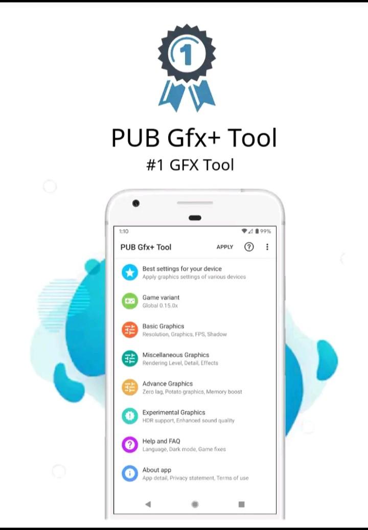 【绿色】PUB Gfx+Tool 最强画质修改助手