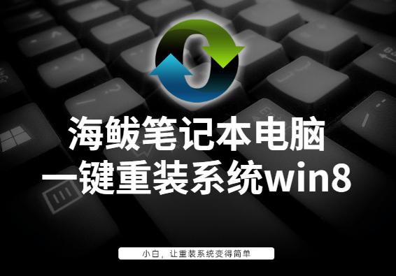 海鲅电脑如何安装win8系统呢?