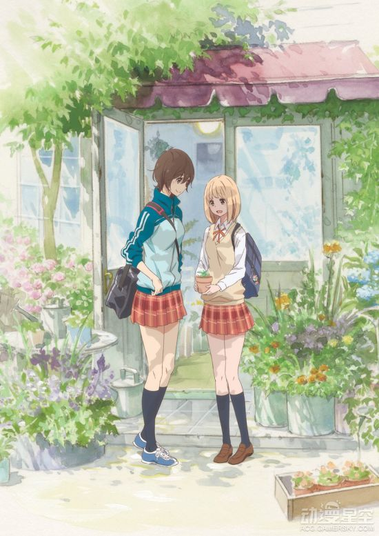 【资讯】《牵牛花与加濑同学》 OVA动画正式预告暧昧百合开启