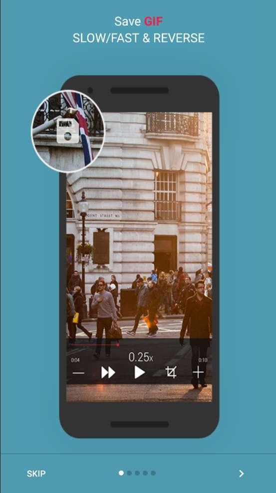 【考核】慢动作视频v3.0.25 超强的慢动作视频生成软件