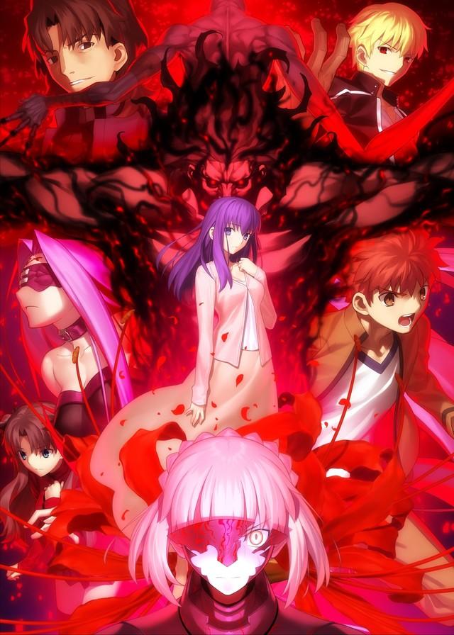 【资讯】剧场版《Fate/HF》第三章预计2020年春上映!-小柚妹站