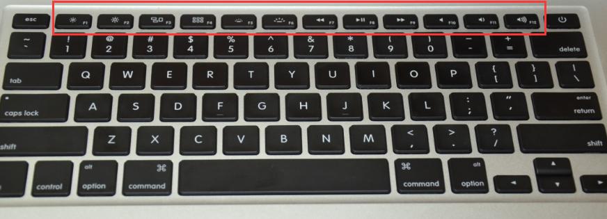 笔记本电脑快捷键(小白)