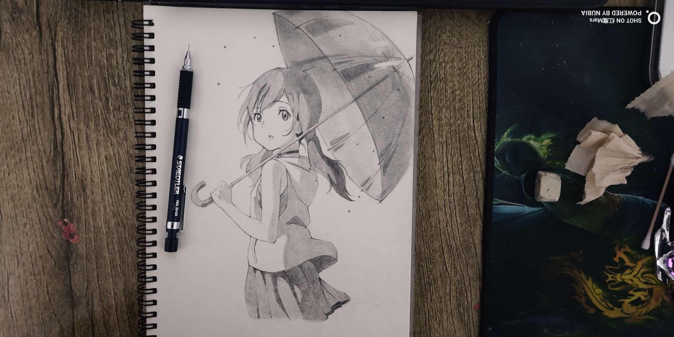 【手绘】天气之子(阳菜),acg音效