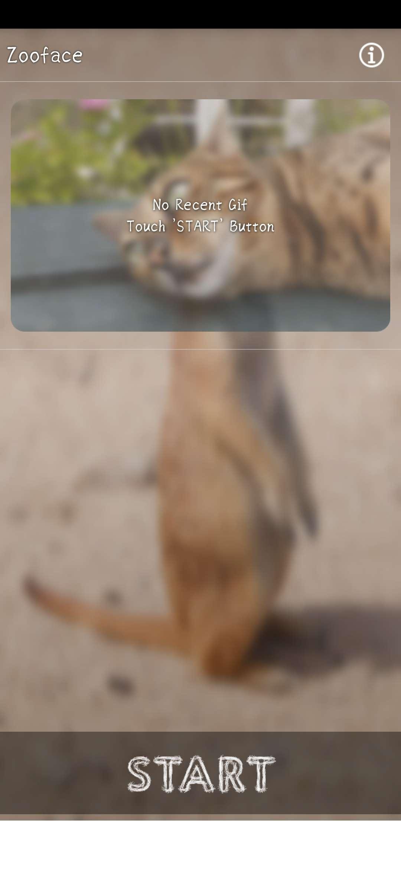 【分享】zooface 是一款非常逼真的动物脸部动态变形软件