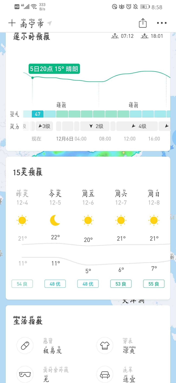 彩云天气5.0.11高级版