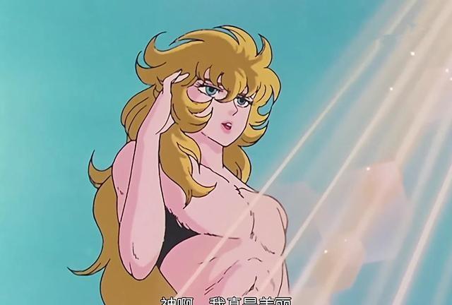 """【资讯】圣斗士星矢:雅典娜旗下两个""""最美圣斗士"""",一个自恋,一个"""