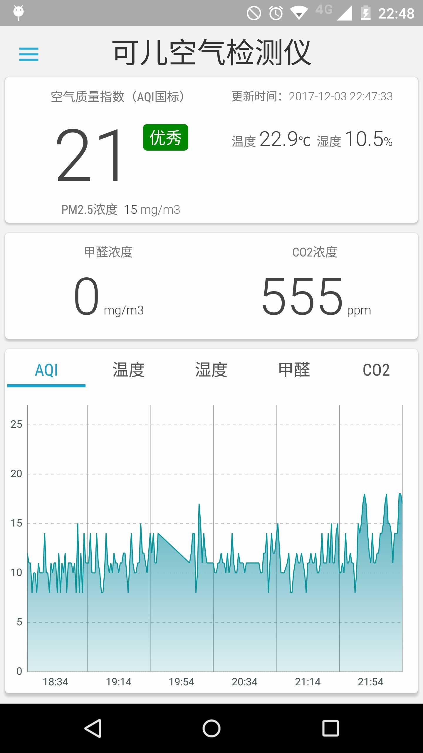 【资源分享】可儿空气检测仪-爱小助