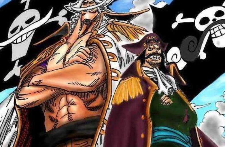 【讨论】海贼王:前代王者回归,四皇只能当小弟,卡普大惊:怎么是你