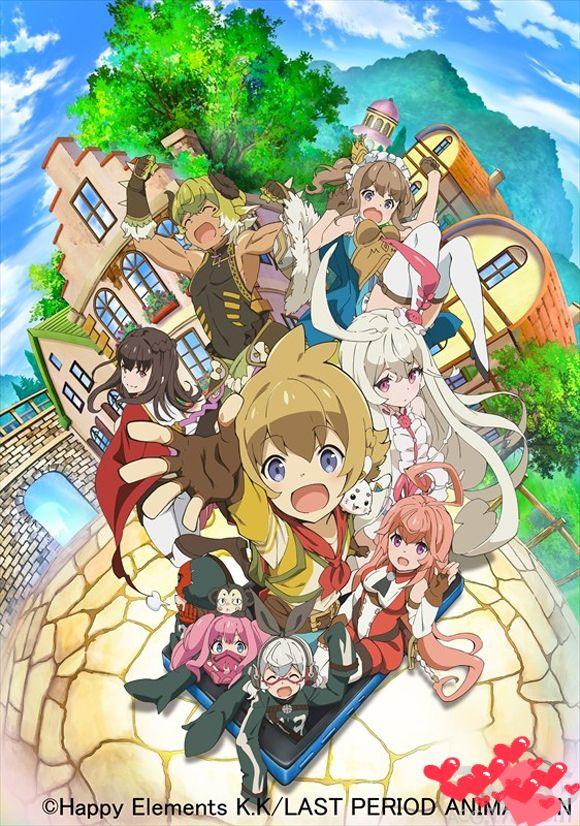【资讯】手游「最终休止符:无尽的螺旋物语」TV动画化,4月开播