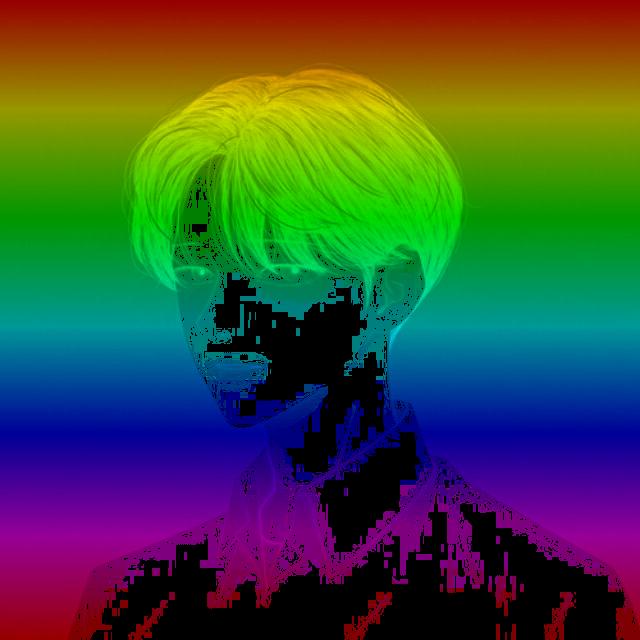 【在线代做】免费制作霓虹qq头像,淡化头像,半透明头像