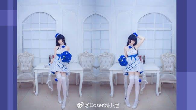 【cos】崩坏学园 雷电芽衣,二次元黑丝少女